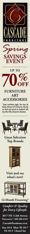 Cascade Furniture Anniversary ...