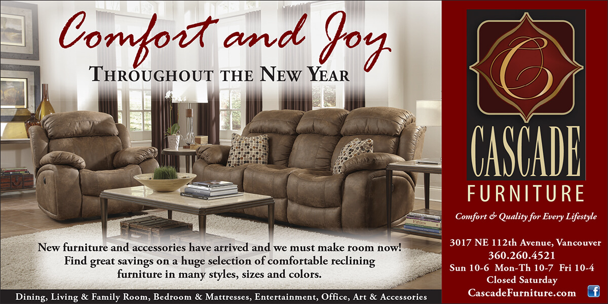 Superior Cascade Furniture Anniversary ...