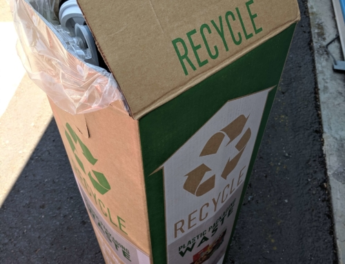 TerraCycle – Rejects gladly accepted