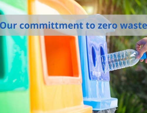 Our commitment to zero waste